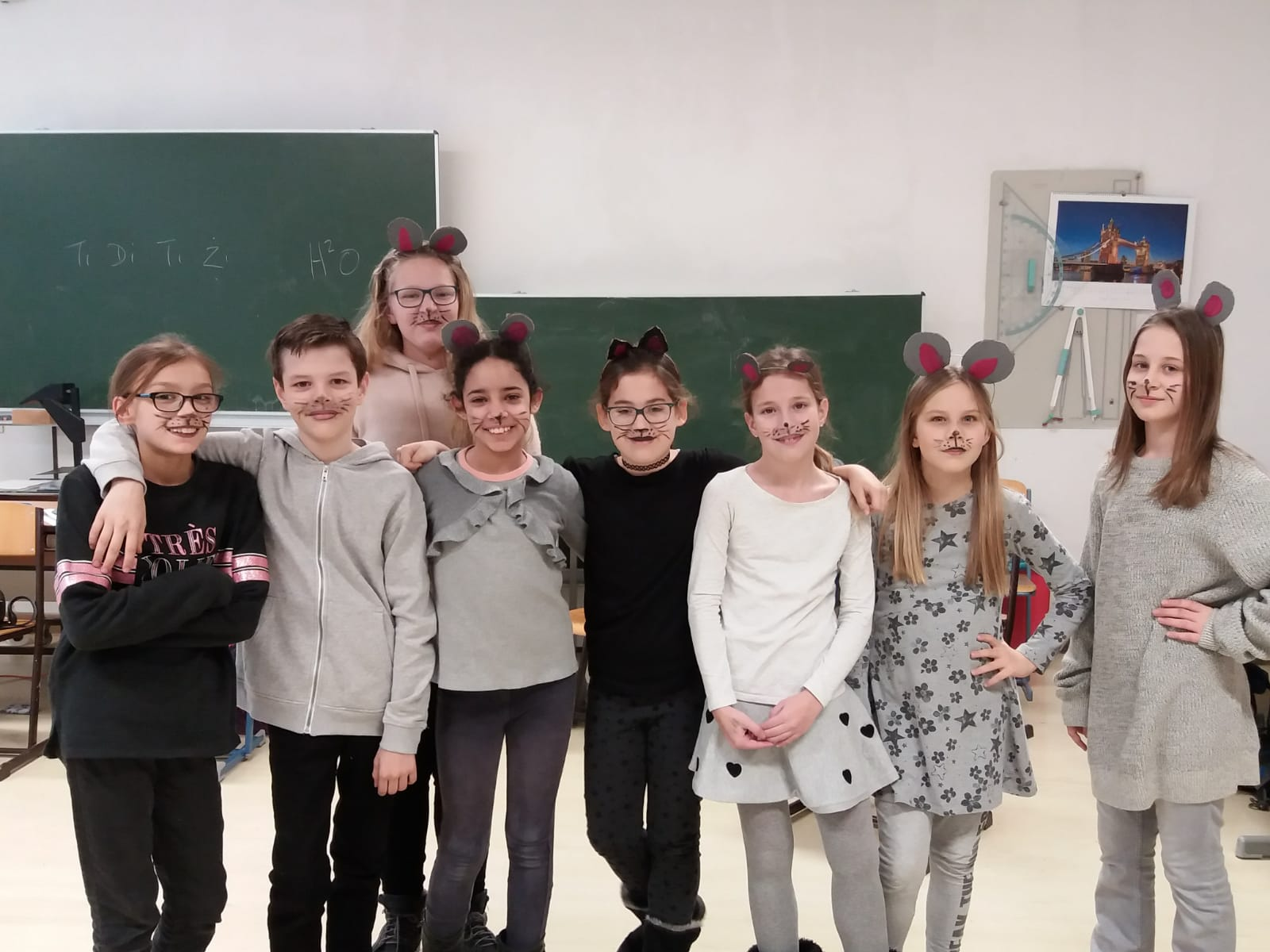 English Theatre In The Language Class Bernoulligymnasium
